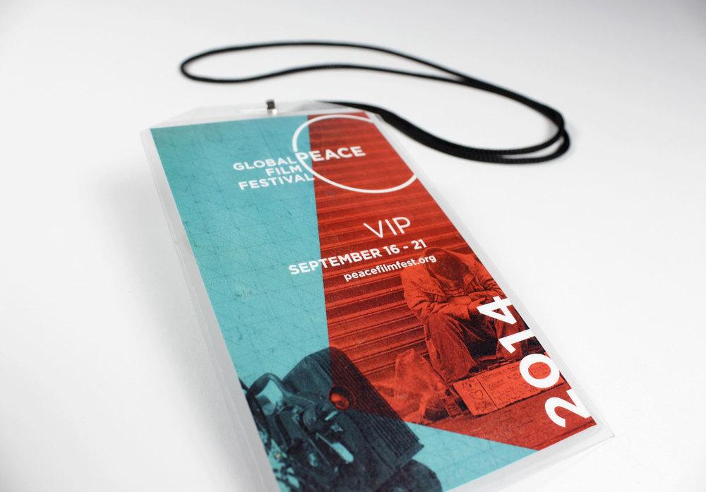 Global Peace Film Festival VIP Pass