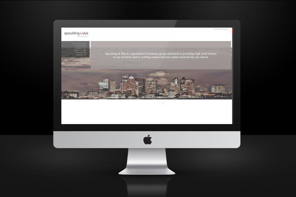 Spaulding & Slye Website
