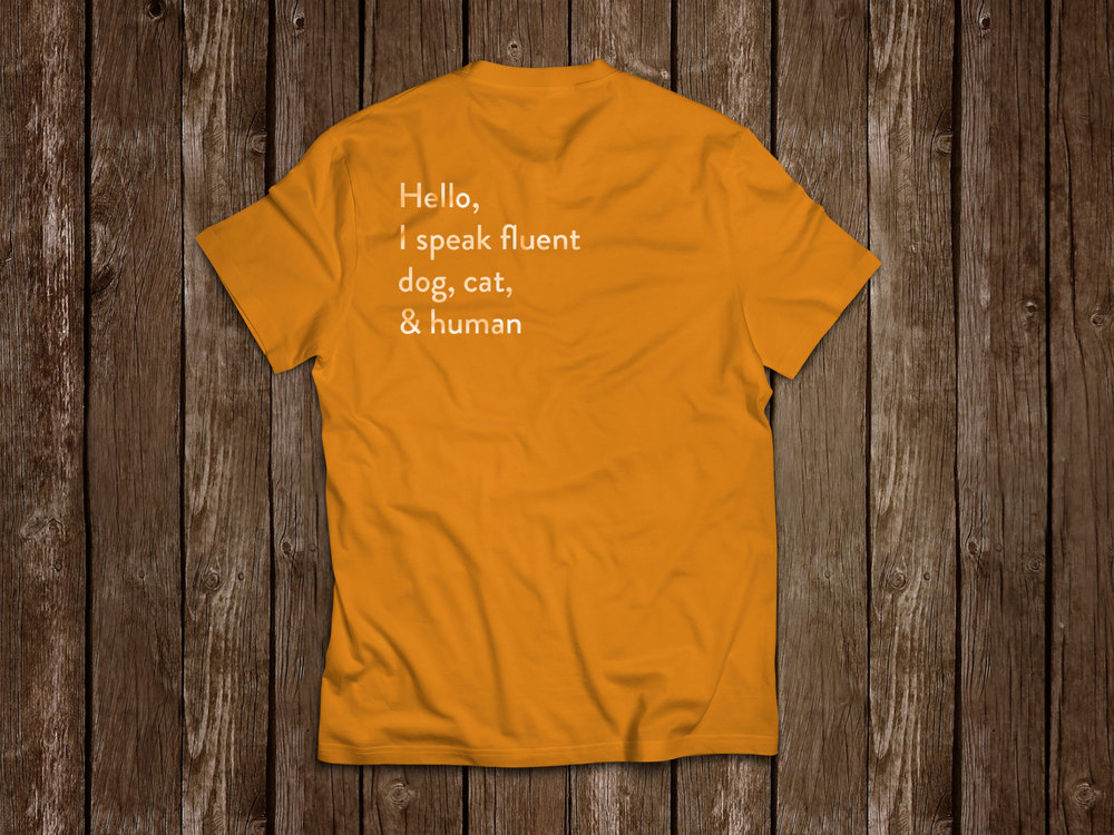Pet Alliance of Greater Orlando T Shirt - Back