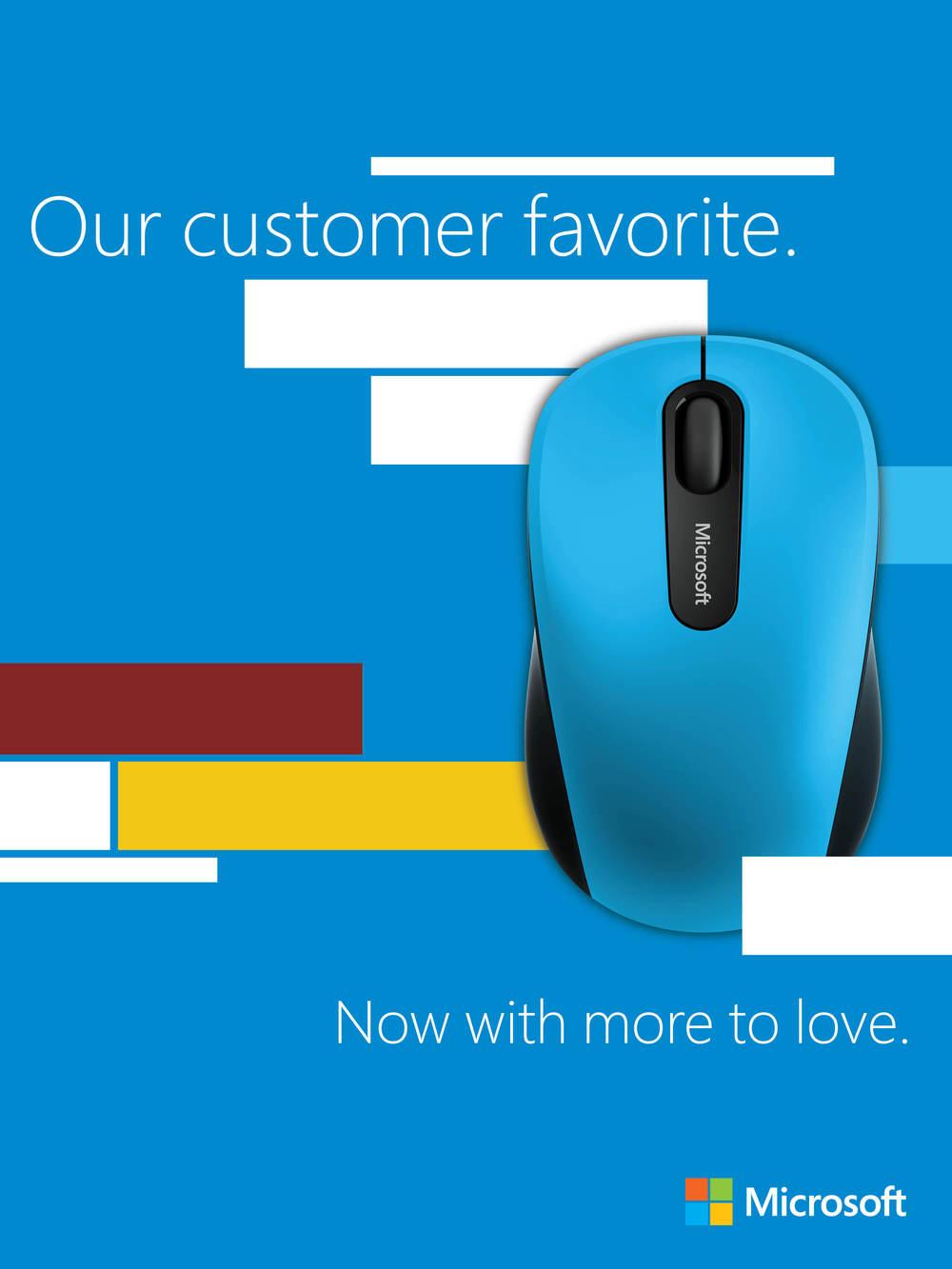 Microsoft Bluetooth Mouse - Microsoft Windows