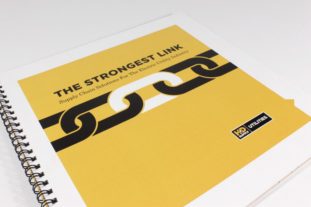 HD Supply - The Strongest Link Book