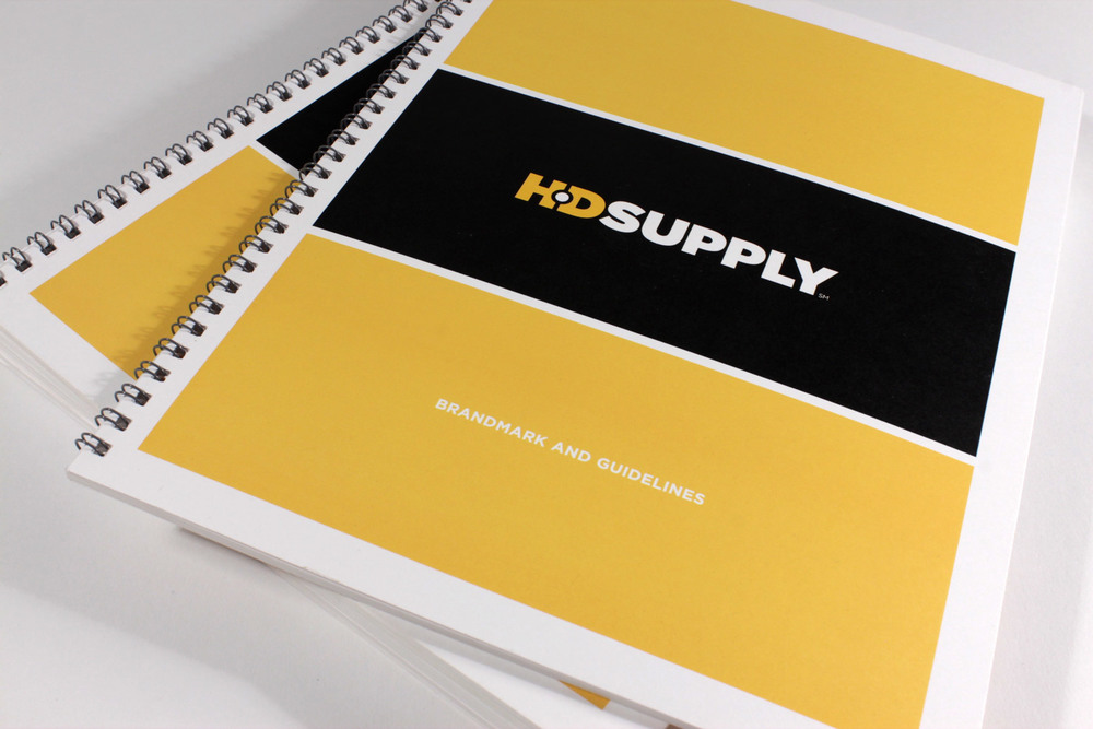 HD Supply Brand Book