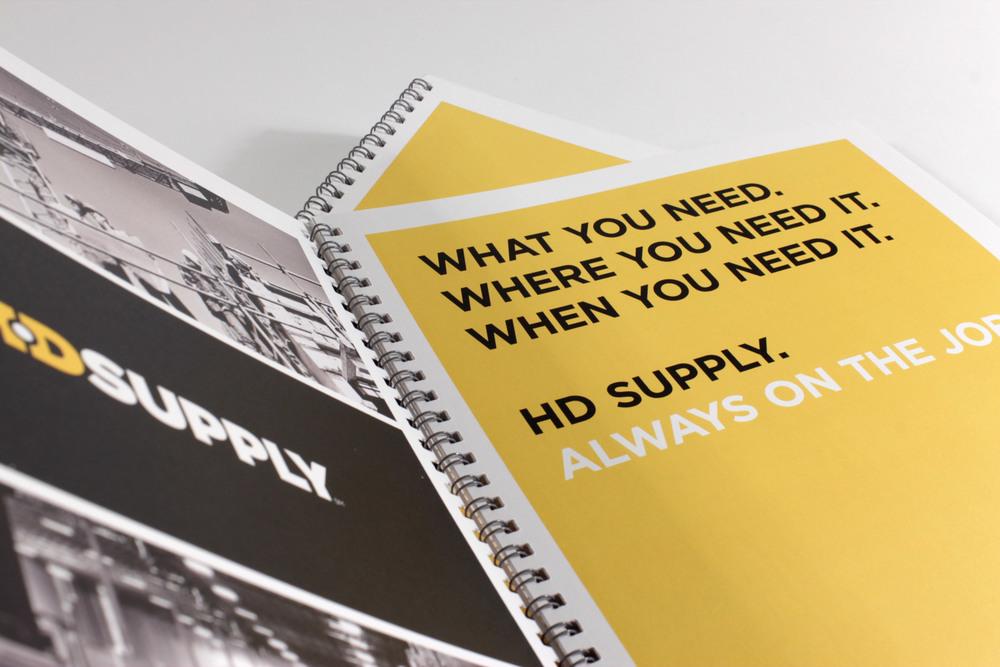 HD Supply Brand Book Detail