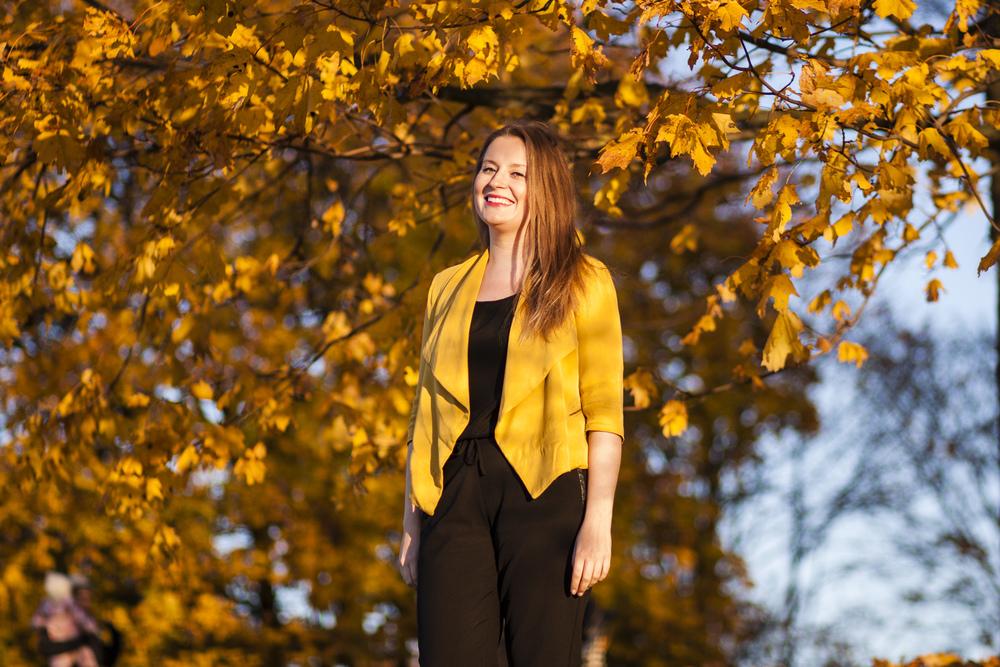Paulina Piippo, Joylla, soveltavan positiivisen psykologian maisteri
