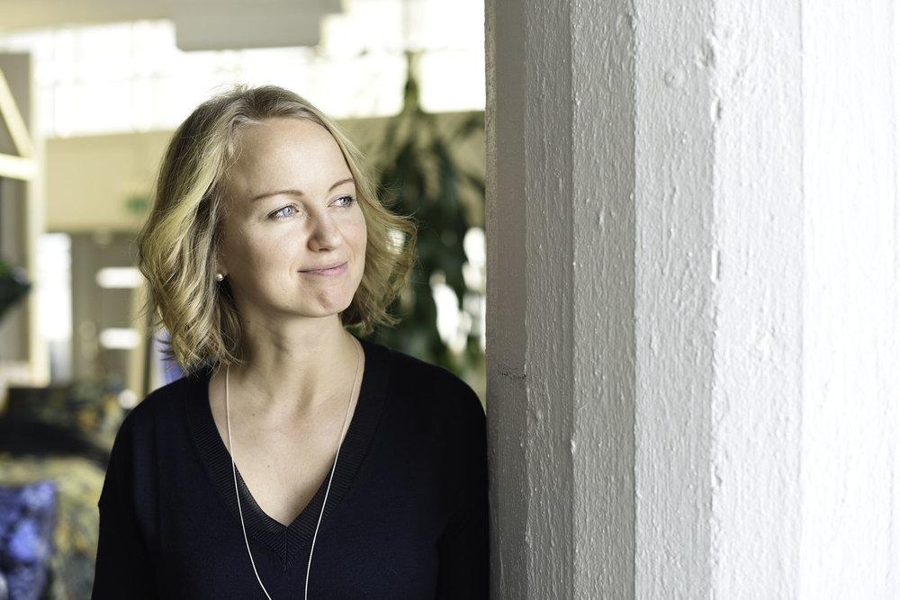 Julia Vierros, Finlayson, kokemuksia Joyllasta