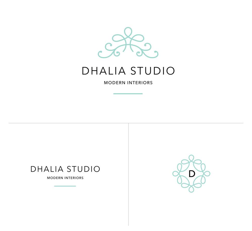 Logo-Alternativen in verschiedenen Formaten