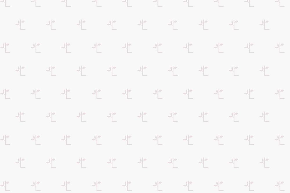 Das Muster wirkt harmonisch und rundet die Marke LILY ab.
