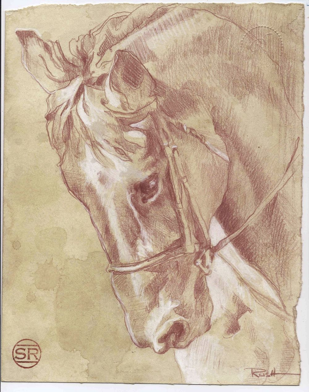 Thunder Sketch