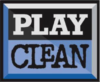 play clean
