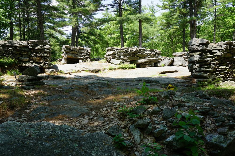 "Mystery Hill ""America's Stonehenge"""