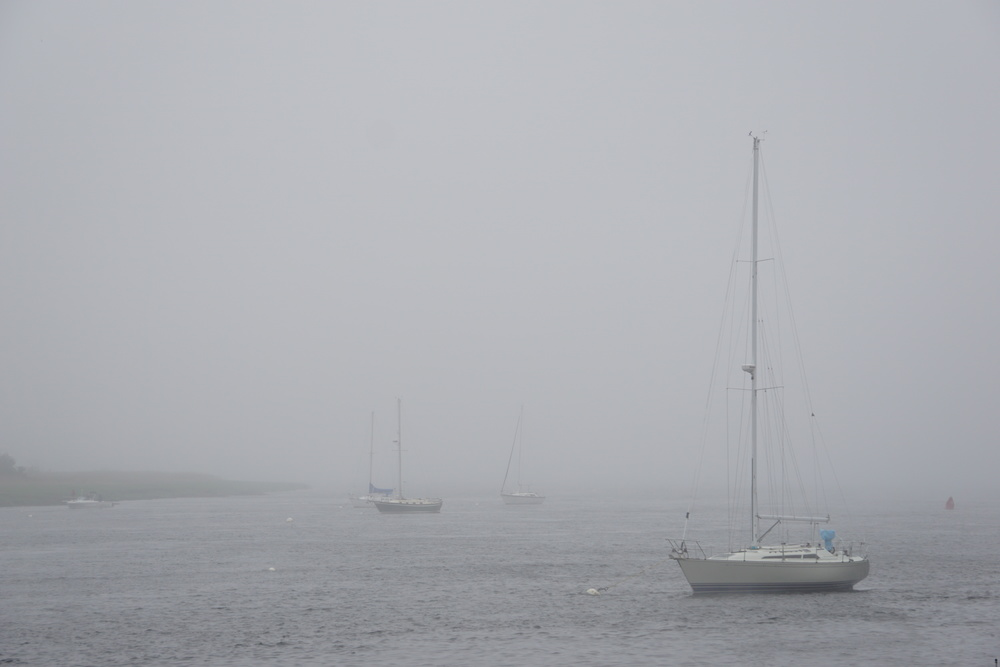 Newburyport Harbor - Innsmouth Harbor