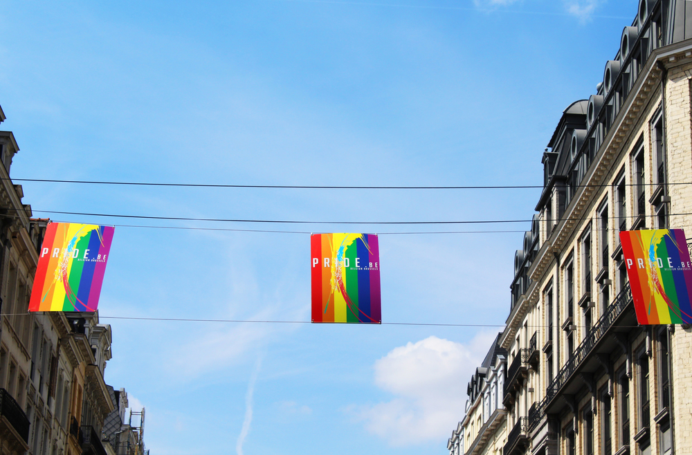 Pride Brussels - Photograph by Lauren Martin