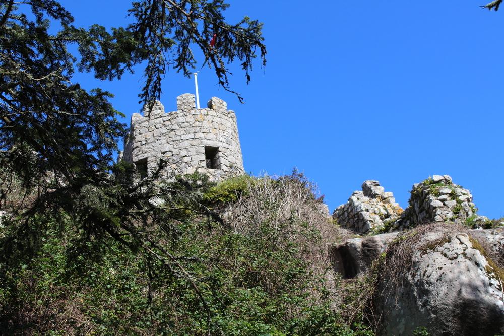 Photograph by Lauren Martin - Moorish Castles