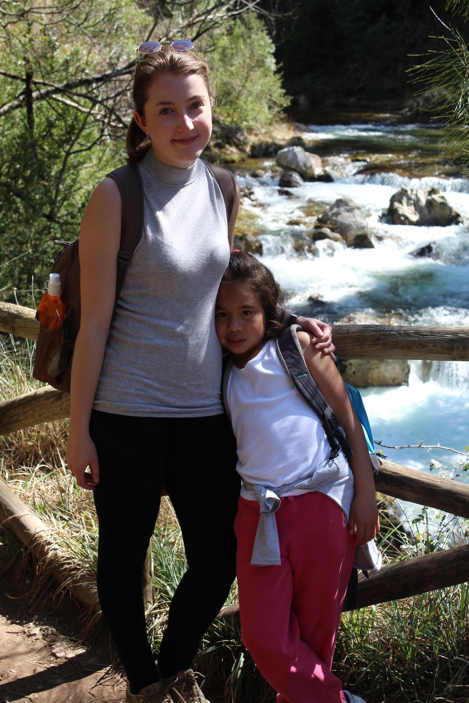 Lauren & Arora
