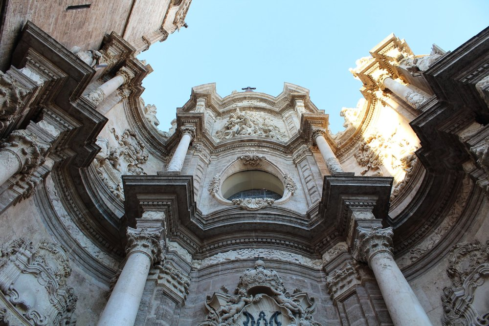 Valencia Cathedral - Photo by Lauren martin