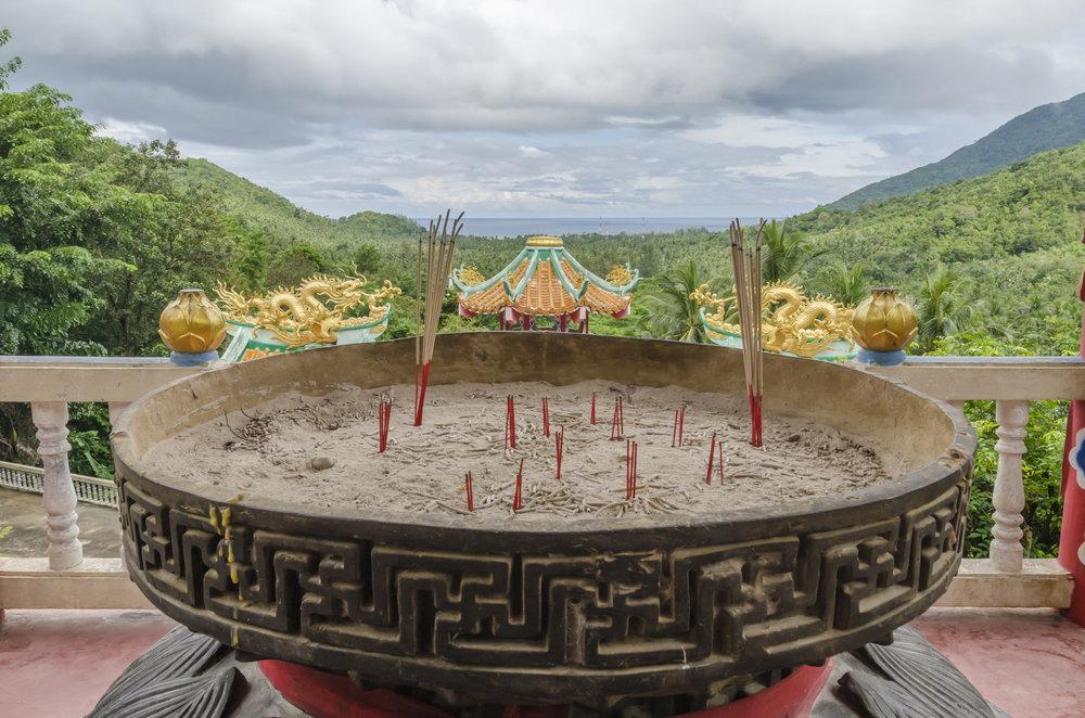 Wat Paa Sang Tham, Koh Phangan