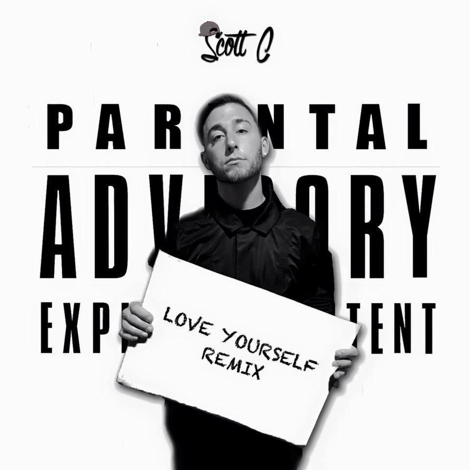 Listen to Love Yourself (Remix) by Scott C.