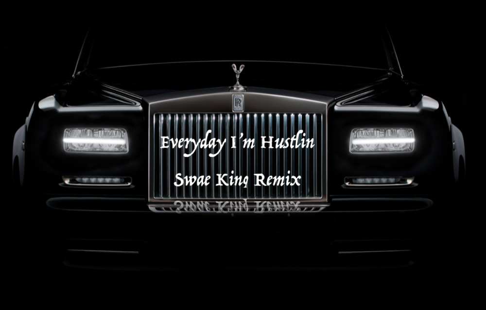 Listen to Hustlin by Swae King.