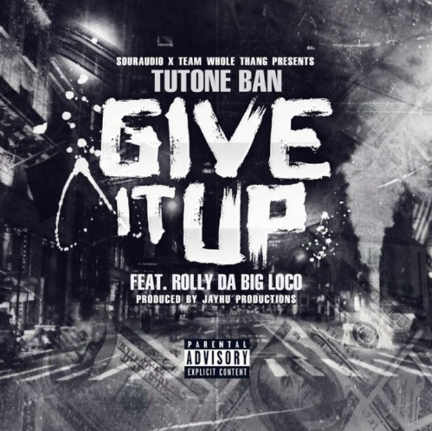 Listen to Give It Up by Tutone Ban.