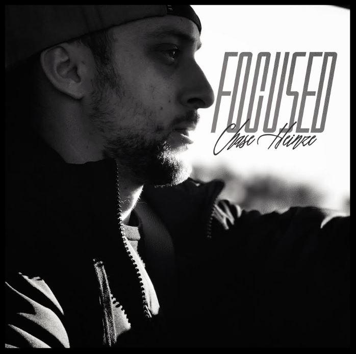 focused chase heinze album art