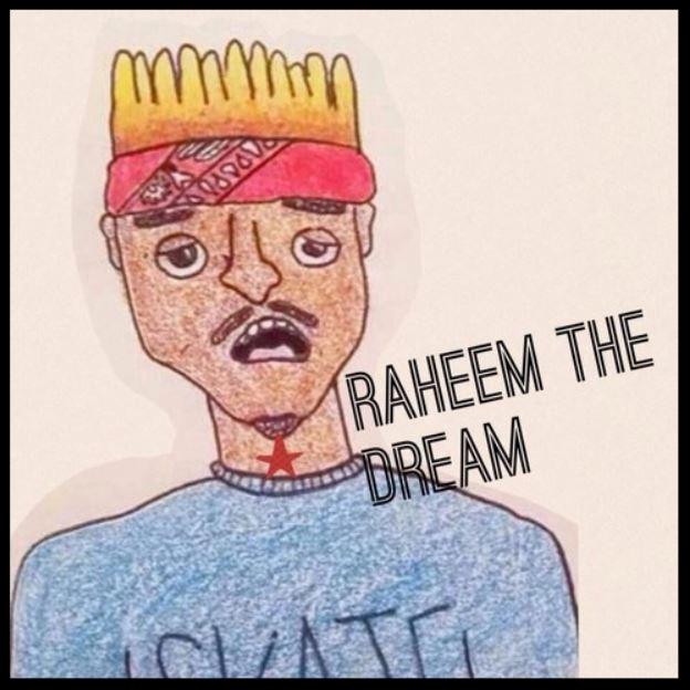 raheem+the+dream