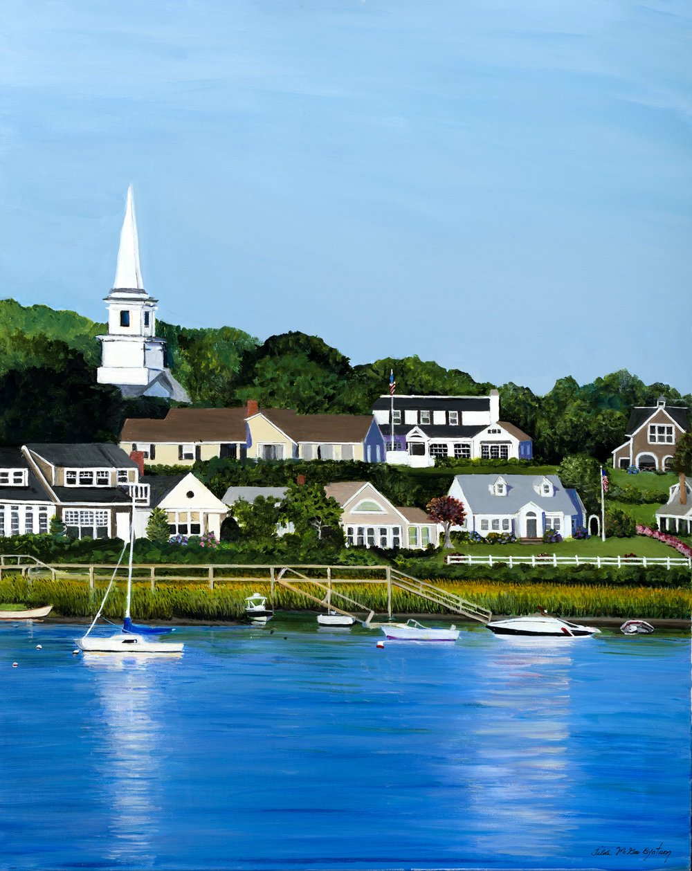 Oyster Harbor View (24 x 30)   T.M.Bystrom (002).jpg