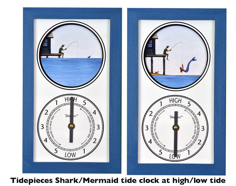 Tidepieces shark to mermaid  clock.jpg
