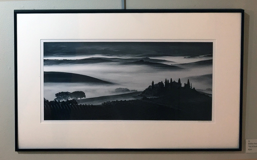 """1st Place Debbie Owen """"Val D'Orcia, Tuscany"""""""