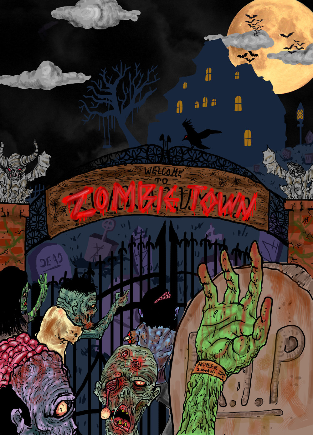 Zombie Town (PC Size).jpg