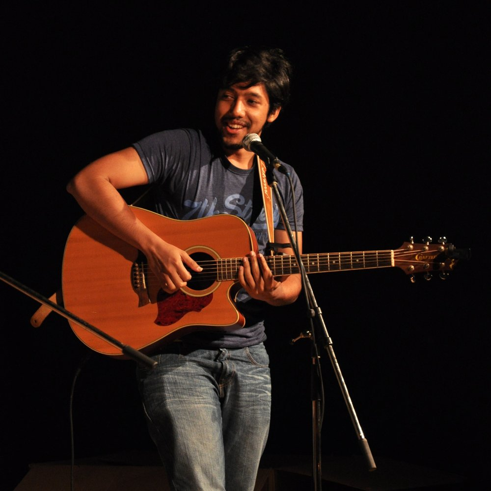 HAMEER ZAWAWI - VOCALIST / GUITARIST / COMPOSER / ACTOR [AUDIO & VIDEO]