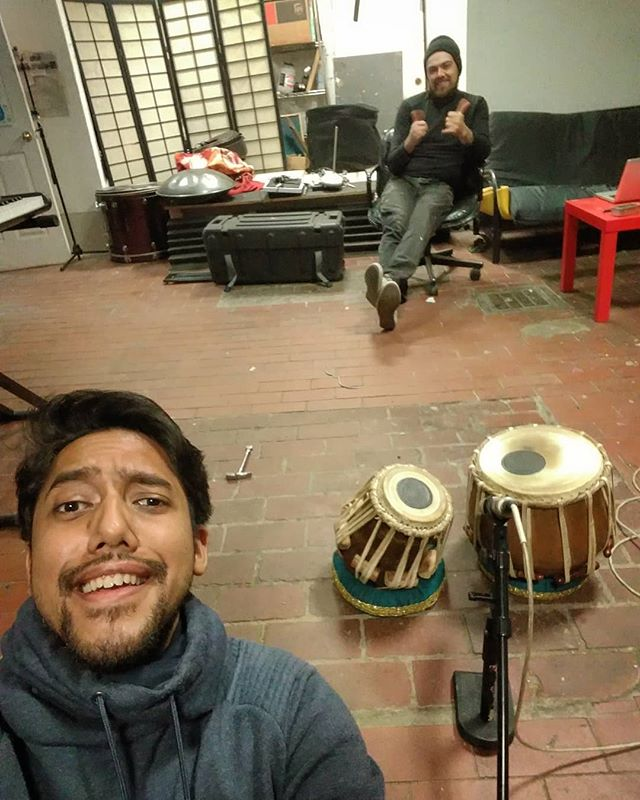 Have you ever seen my music backed up by a #tabla? Me neither!  We've got a surprise cameo by KC of @youbredraptors joining us on tabla at the #AmericanFolkArtMuseum this Friday NOV 9, @6:00PM. A free acoustic set by yours truly.  Hence come forth #NYC. . . . #singersongwriter #music #worldmusic #folk #newyorkcity #manhattan #brooklyn #lincolncenter #kualalumpur #malaysia #usa #indie #hameerzawawi
