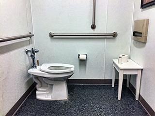 vertical grab bars in toilet rooms rethink access registered rh rethinkaccess com bathroom handicap bars handicap bars for bathroom toilet
