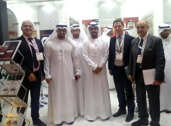 Tras reunión con distintas personalidades de la Sanidad de Emiratos