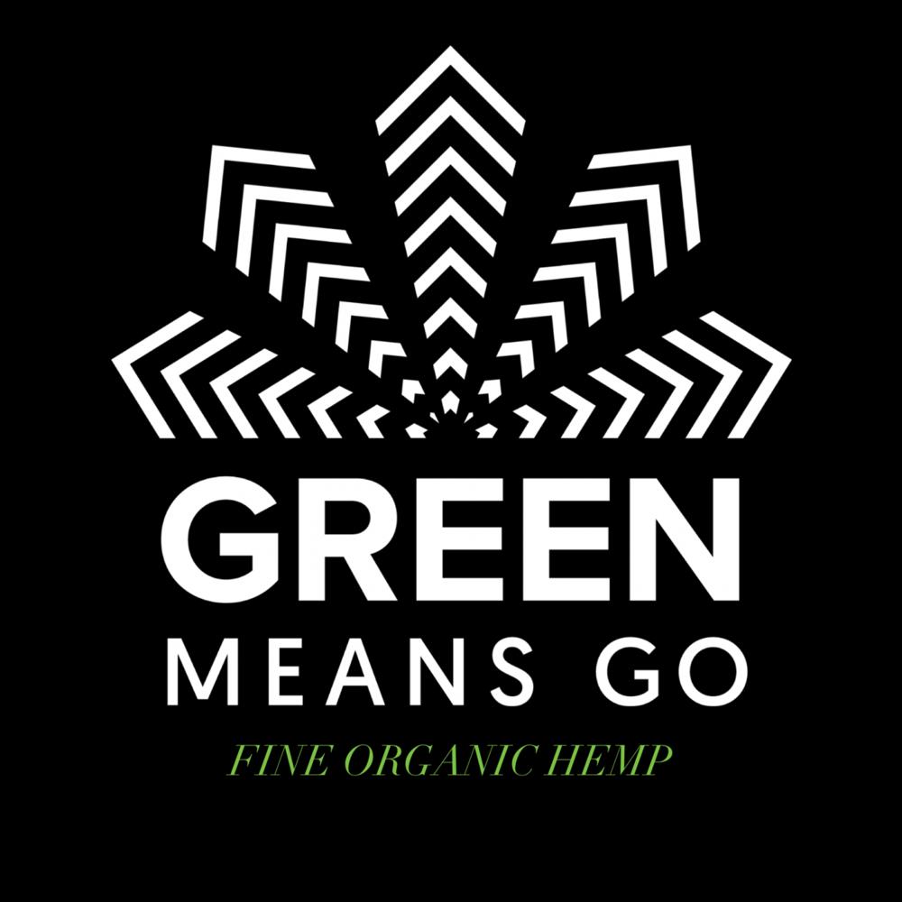Green Means Go - Hemp-derived CBD Products
