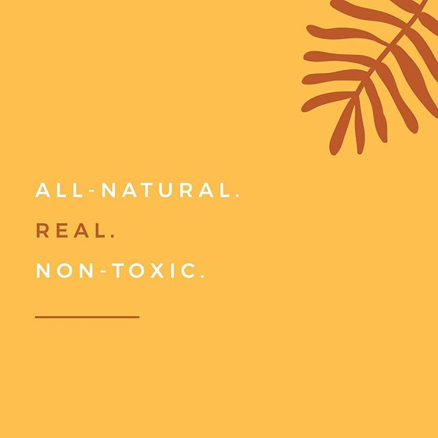 We value using wholesome, real ingredients in each of our products. From Bentonite clay to Himalayan salt, we're all about all-natural 🙌🏾