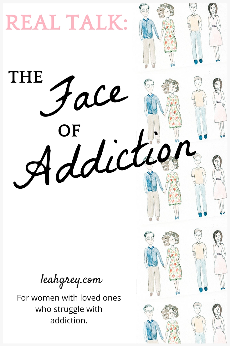 """Addiction has many faces. It can appear stable, on-track, and functional. Other times it rips apart relationships, turns loved ones into compulsive liars, thieves, and volatile individuals. Addiction takes hold of people and makes them unrecognizable to their families and friends and turns them against those that love them the most. Nor is it a stand alone issue that only affects the addicted, but rather it's conditional ripple effect that wounds like shrapnel to anyone within range"" 