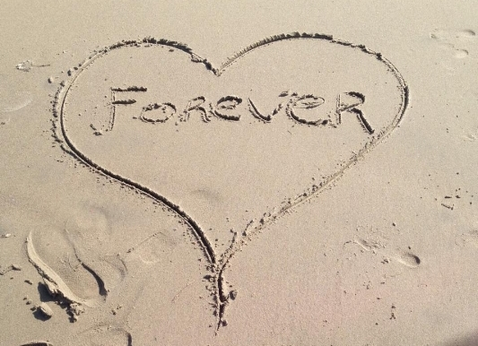 Forever, beach photo, ontario, Canada, the grey diaries