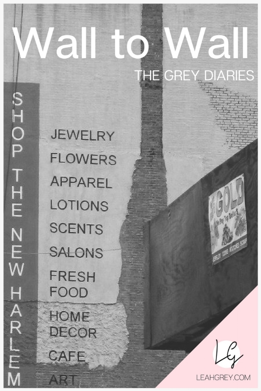 "Check out, ""The Grey Diaries"", A real small town girl moves to New York story by Leah Grey. Excerpts from my personal journals chronicling my journey through my husband's addiction to healing and recovery for him, our marriage and lastly myself."