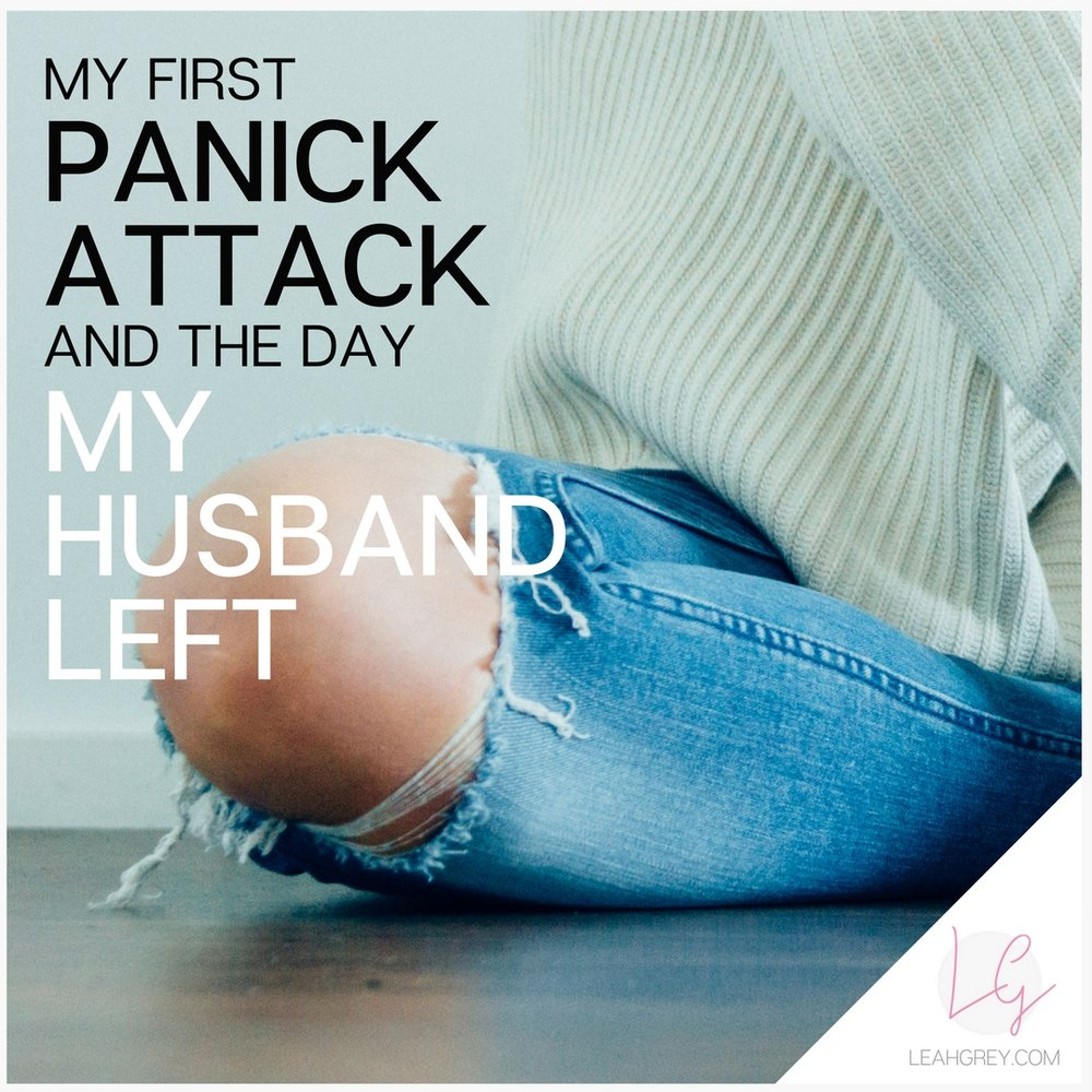 Panic attacks, PTSD, addiction. For Christian women.