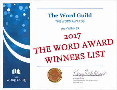 Word GUild Award Winner