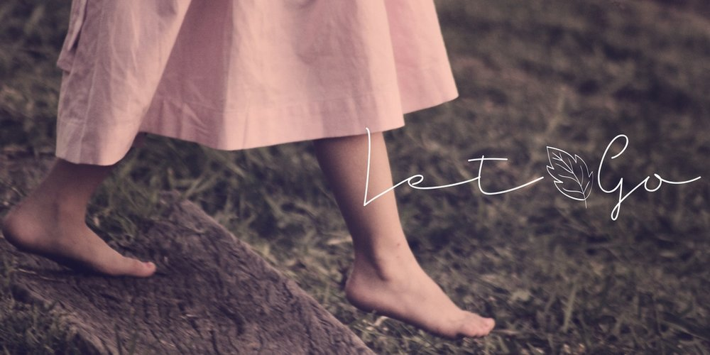 Let Go, a free women's devotional on how to let go when your loved one struggles with addiction