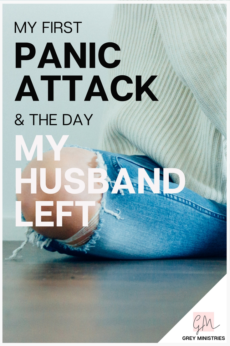 I need help leaving my husband