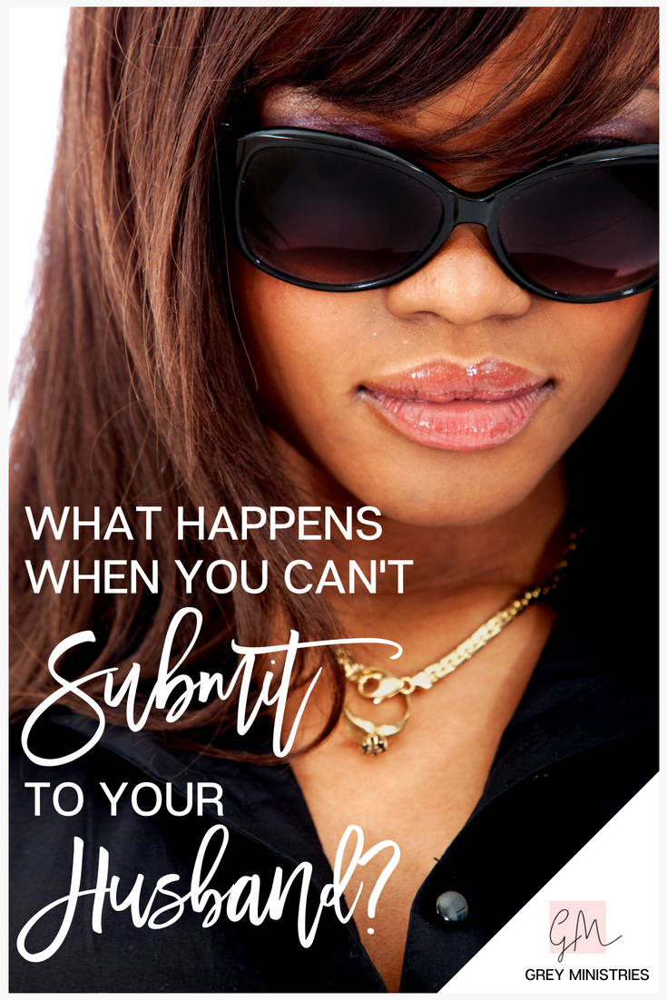 The Bible tells wives to submit to our husbands, but what do we do when our husbands are not Christians? What if they're not fit to lead? What if they're addicted to drugs, alcohol, pornography or gambling and are opening up our homes to sin? Should we submit then? Kara from Grey Ministries brings clarity to this very confusing situation! Read now or pin for later :)