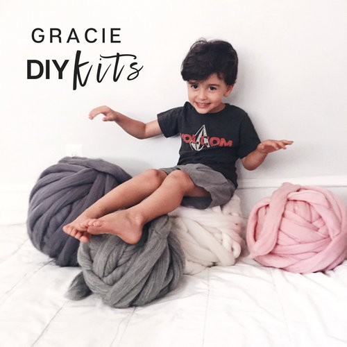 Gracie blanket do it yourself kit solutioingenieria Images
