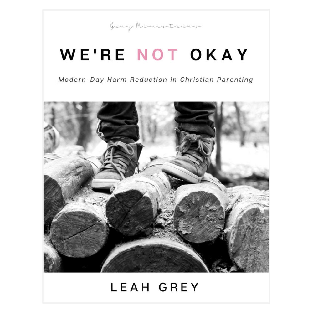 We're Not Okay, a Book for Christian Parenting