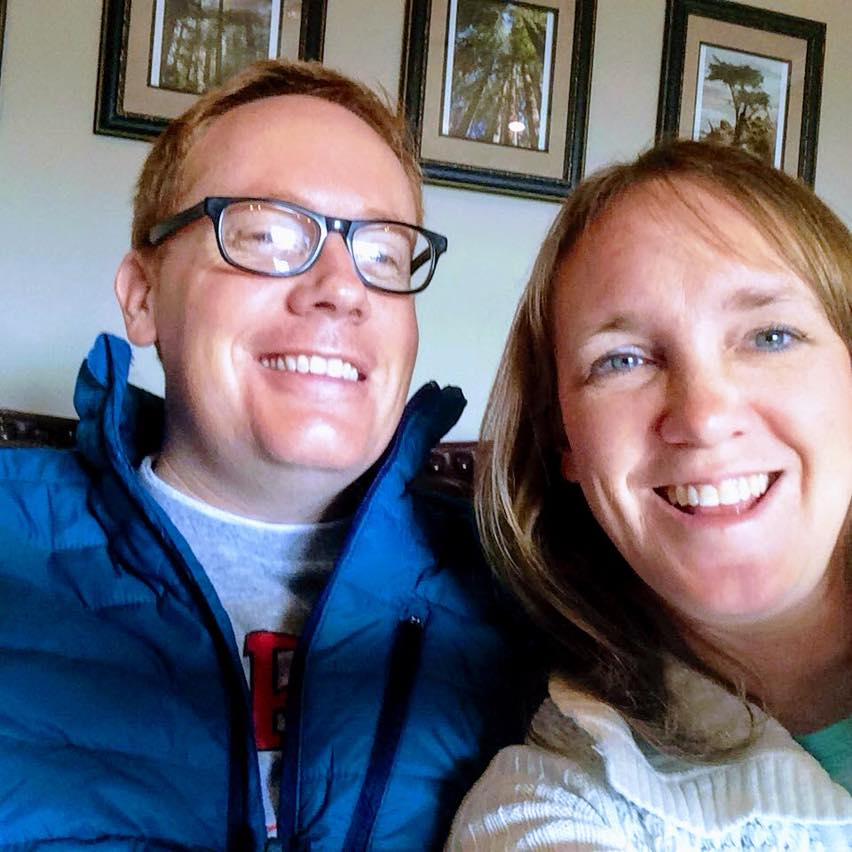Danny and Talissa Smith - They were part of our first cohort in 2015 and now serve as Collegiate Church Planters of Expedition Church in Laramie.