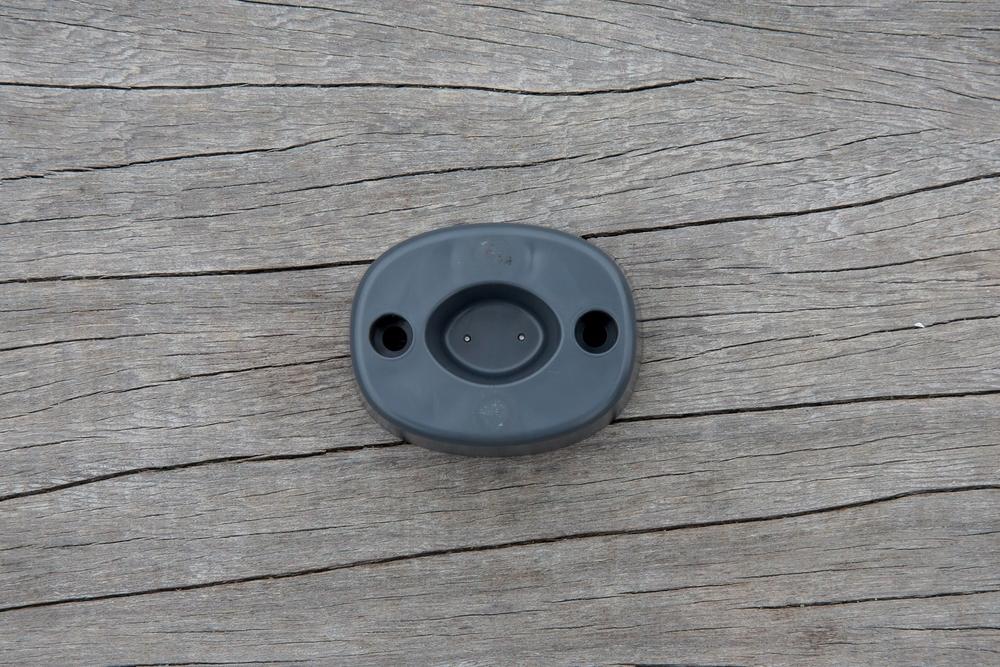 Terminalen fastholder Active Connector på båden når den er låst.