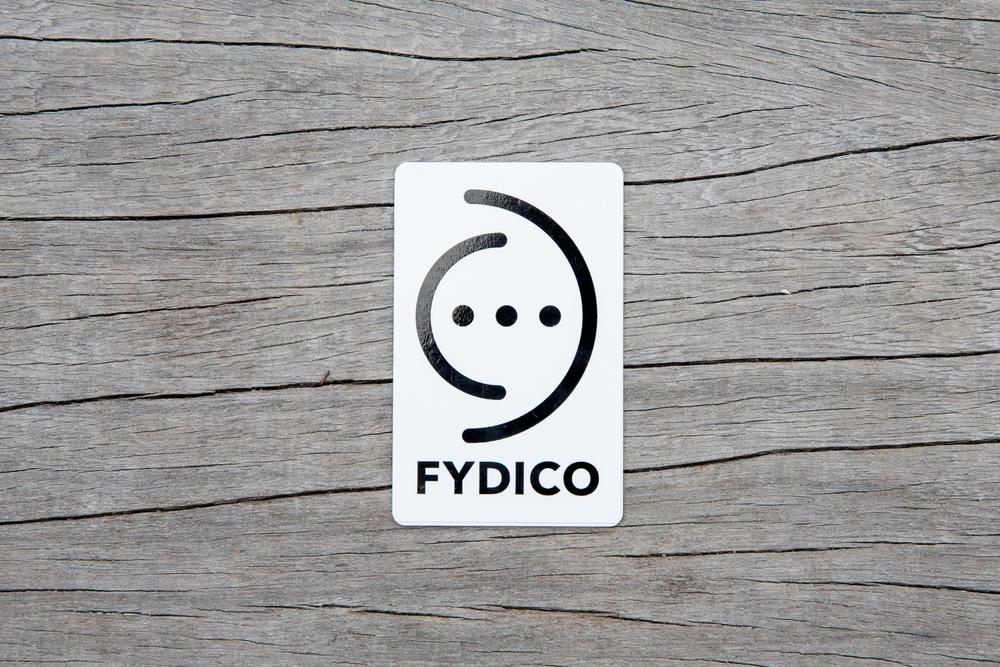 Unikt nøglekort til nulstilling af Fydico Pi