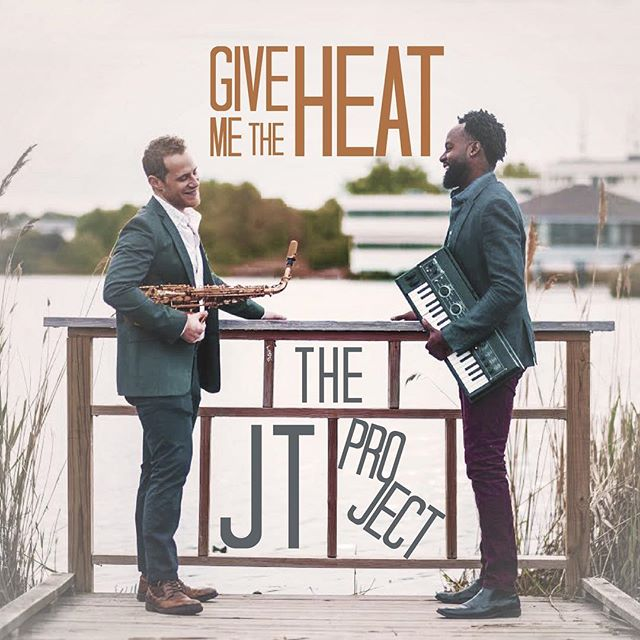 "EXCITING!  The JT Projects new single ""Give Me the Heat"" drops June 16th and the new album ANOTHER CHANCE drops this September!! #instagood #jazz #jtproject #thejtproject #instamusic #saxophone #piano #music #groove #instagood #instaart #goodmusic"