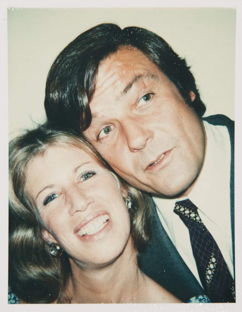 Peter Duchin and Sherry Zauderer